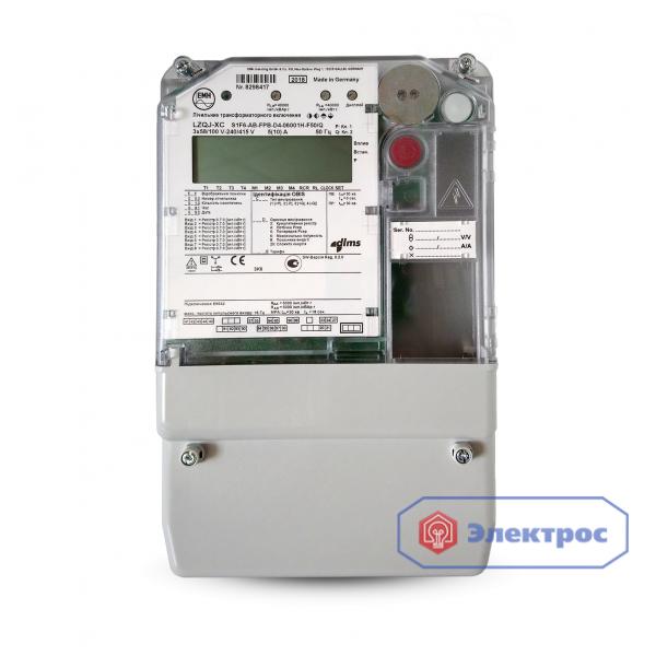 Электросчетчик LZQJ-XC-S1DV-AB-FPB-D4-060010-F50/Q для Зеленого тарифа