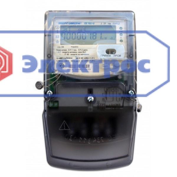 Электросчетчик CE102-U.2 S7 145-JOVFLZ 5(60)A 1Ф многотарифный