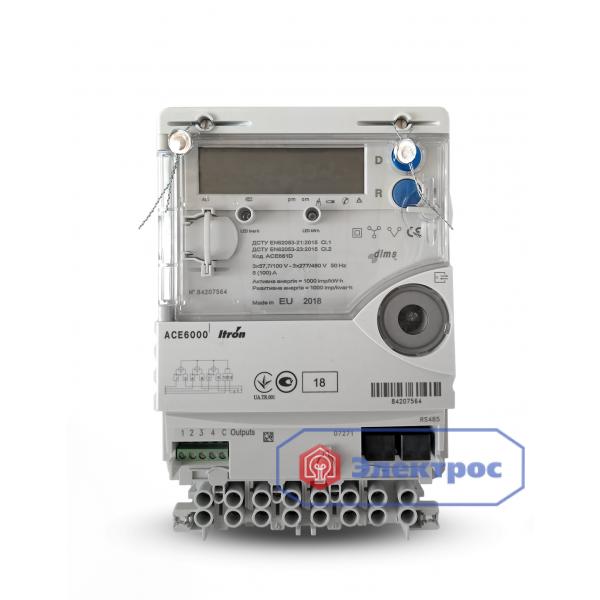 Комплект ACE 6000 5(100)А и SPARKLET под зелёный тариф