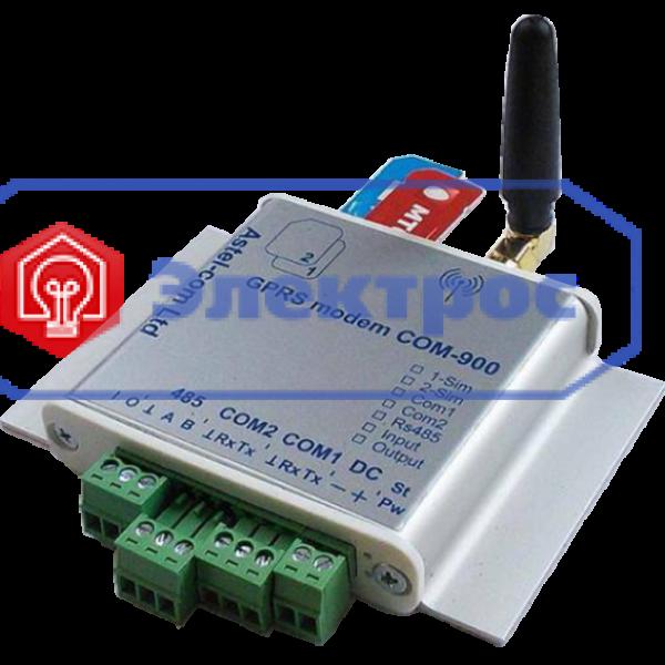GSM/GPRS-модем СОМ-900-ITR для счетчиков Itron (ACTARIS)