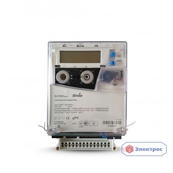 Электросчетчик Itron SL 7000 Smart