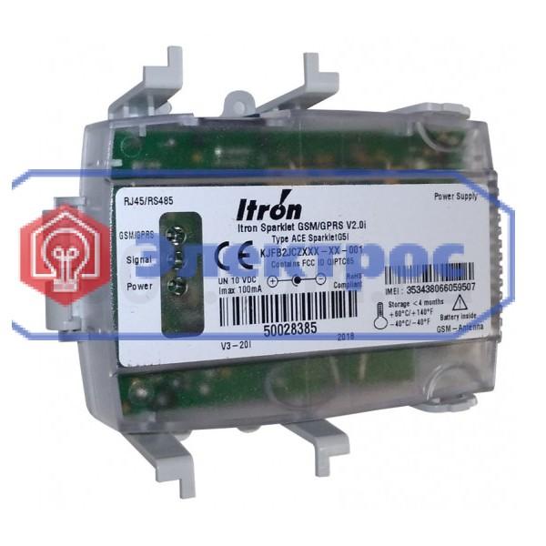 3G-модем SPARKLET для счетчиков Itron (ACTARIS)