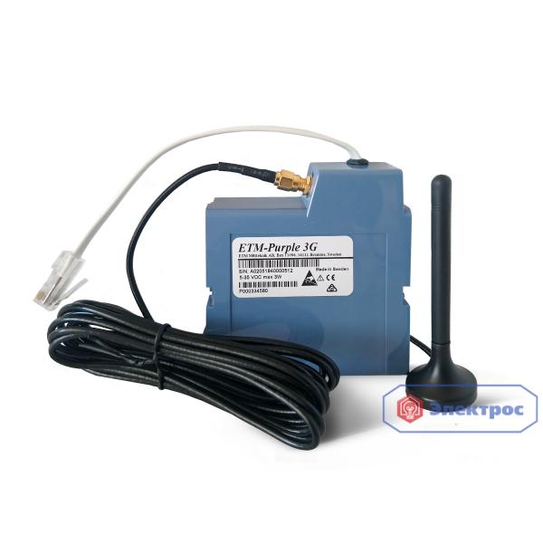3G-модем ETM-Purple 3G для счетчиков Landis+Gyr