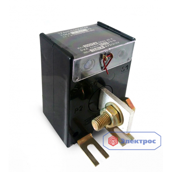 Трансформатор тока T-0,66 300/5 0.5S
