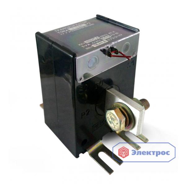 Трансформатор тока T-0,66 400/5 0.5S